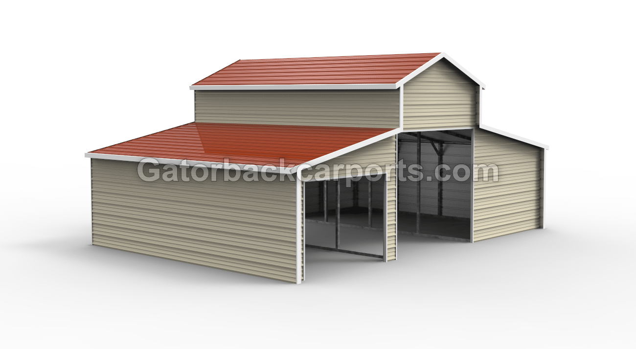 Carports arkansas carports ar metal carports ar for Garages and carports