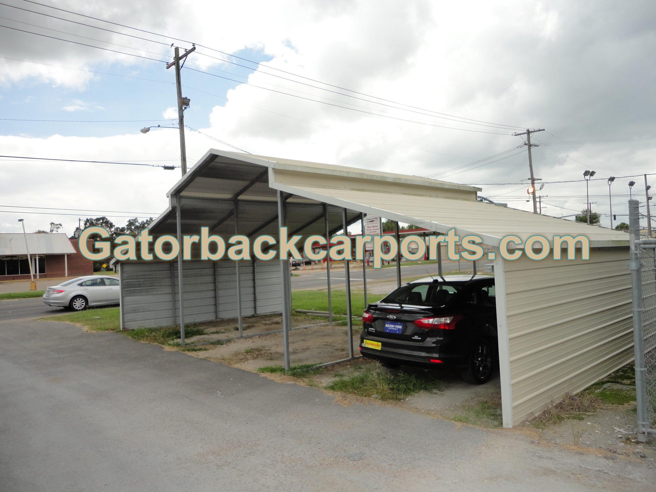 Lean To Carport Design Pictures Gatorback Carports