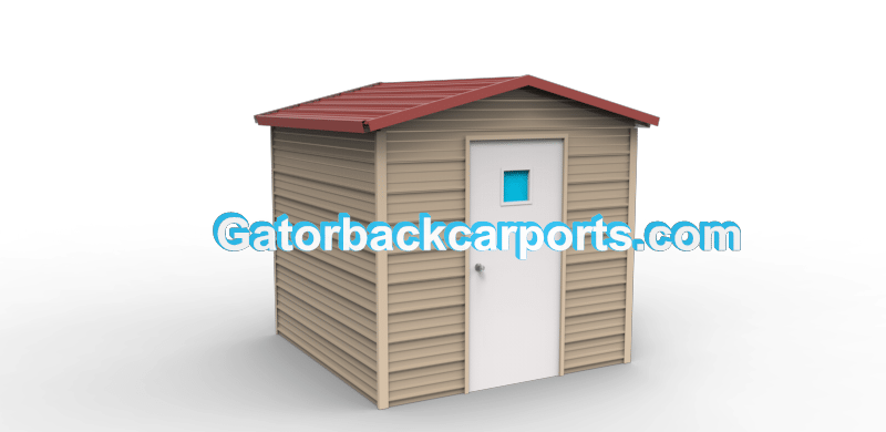 Affordable utility buildings sheds gatorback carports for Affordable barns and garages