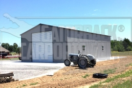 Ag Building Steel MG114