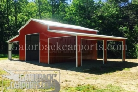 Lean to Barn Roof MG104