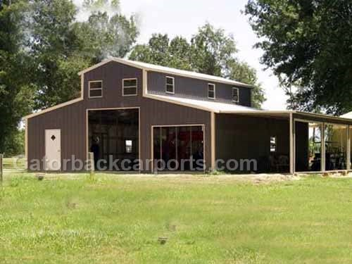 Carolina Carport Black : Colors gatorback carports
