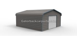 Regular Roof Garage