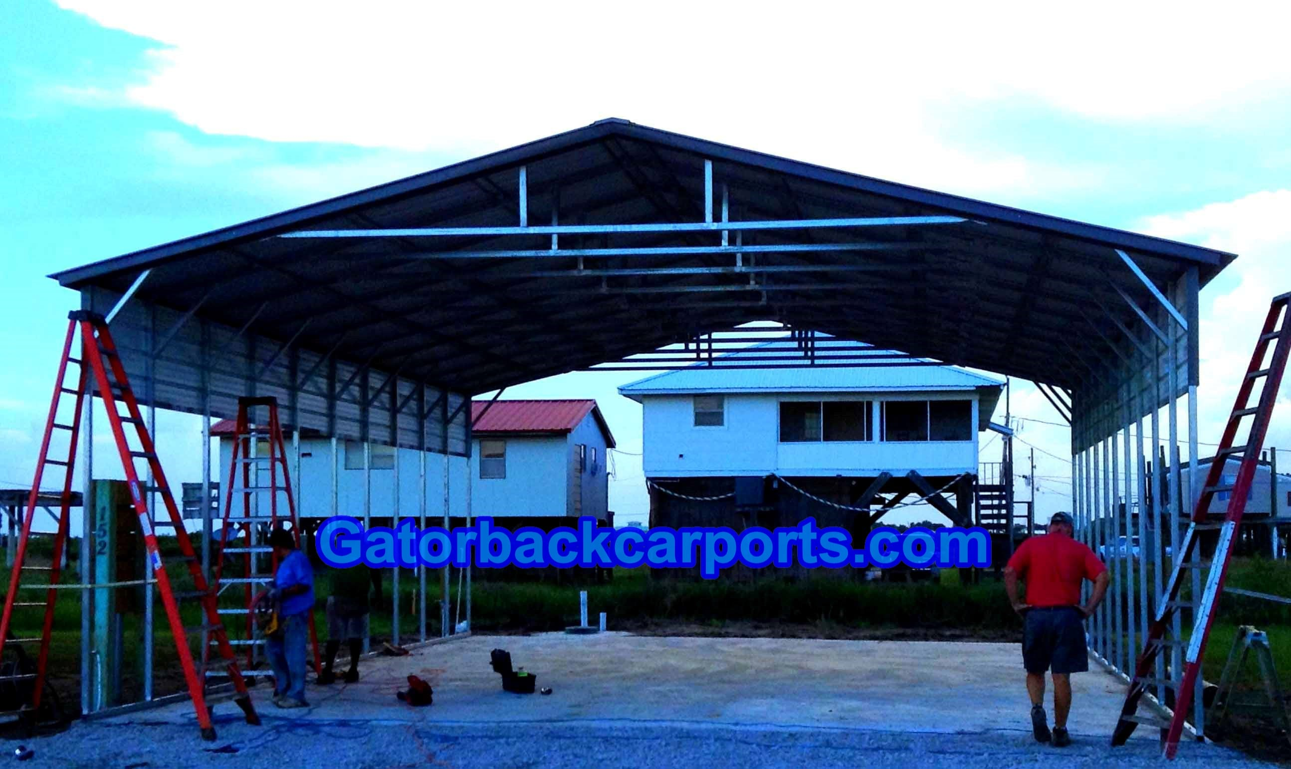 What You Should Know About Carports Before Buying An Rv Gatorback Carports