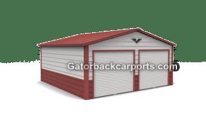 V roof Garage 12-553.359