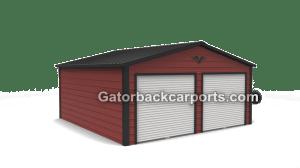 V roof Garage 12-553.360