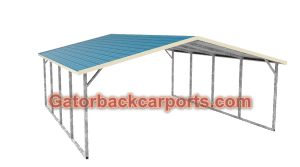 boxed eve carport