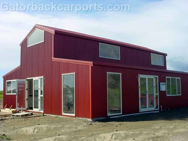 Barn Gallery Gatorback Carports