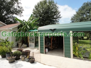 Regular Roof Garages Gatorback Carports