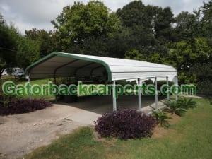 carport reg white green
