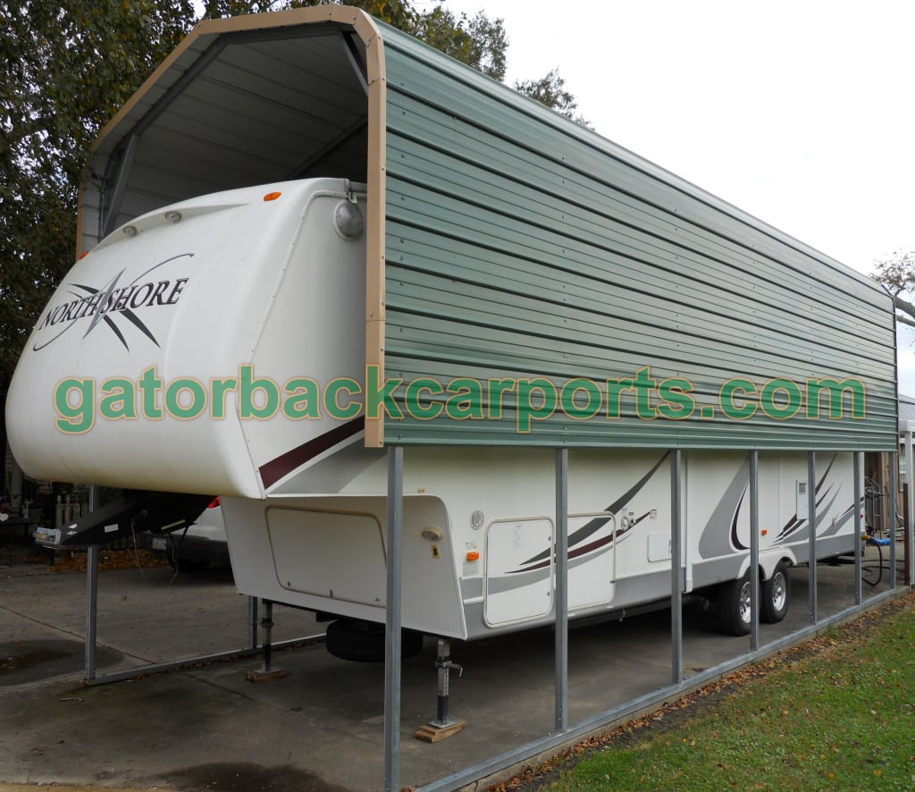 Louisiana RV Covers/LA RV Carports