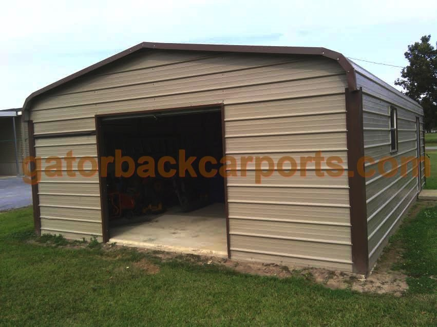 How to Purchase the most Affordable Metal Garage or ...