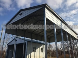 Heavy Duty Carport