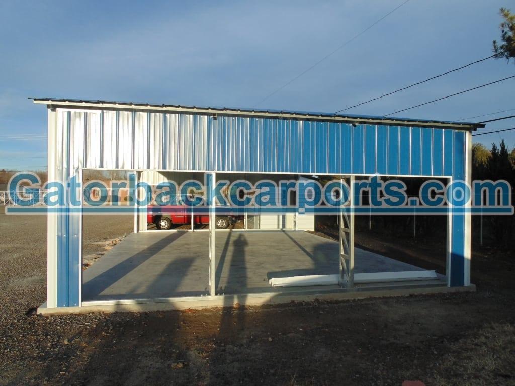 Commercial Grade Carports Gatorback Carports