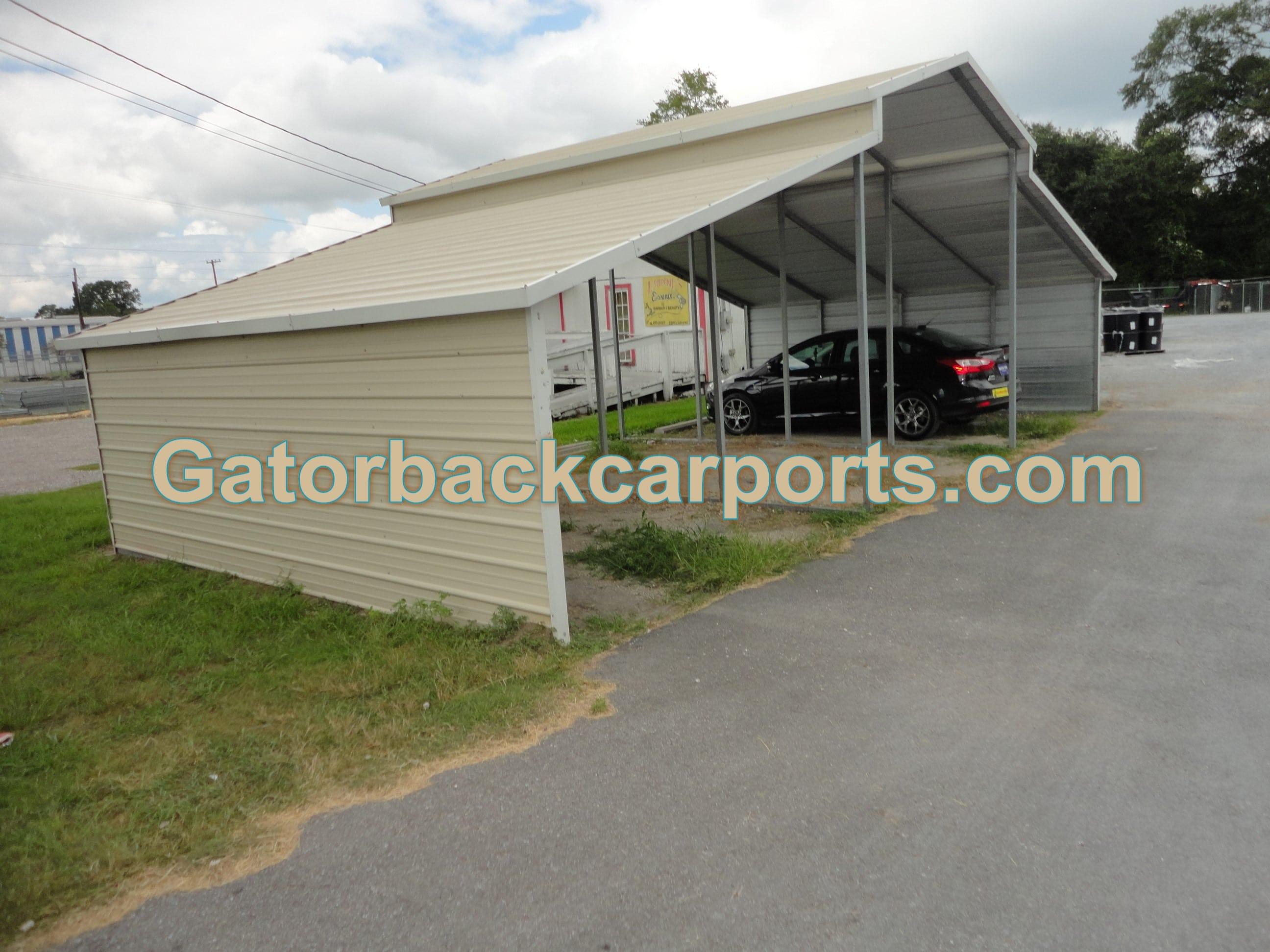 gatorback carports u2013 carport gallery