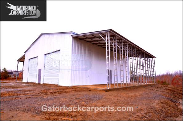 Home Gatorback Carports - Gatorback CarPorts