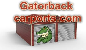 Thank you for visiting Gatorbackcarports.com we are closed on the 7th Day of the week, Saturday and will reopen on the 1st Day of the Week (Saturday Evening after Sunset)