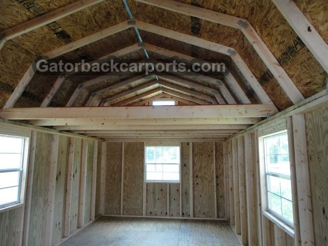 Pictures Portable Building Inventory Gatorback Carports