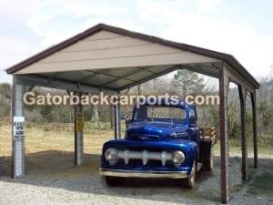 Side Entry Garage X 4