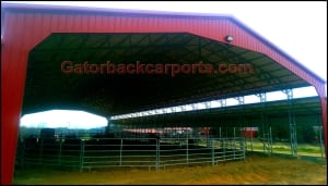 Louisiana commercial metal buildings