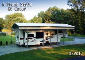 RV Cover and RV carport