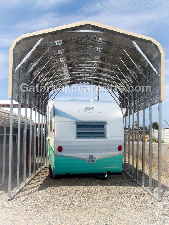 Montgomery alabama metal carports al garages rv for 12 foot garage door for sale