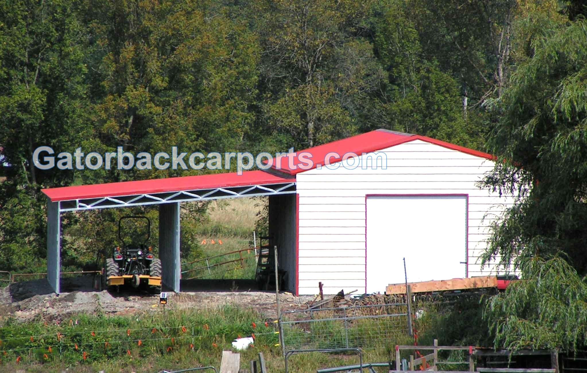 Hoover Alabama Metal Carports Hoover Al Carport Garage
