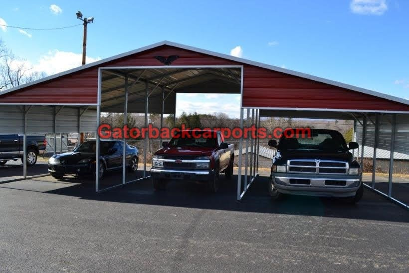 Montgomery Alabama Metal Carports Al Garages Rv