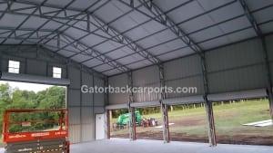 Insulation Metal Building