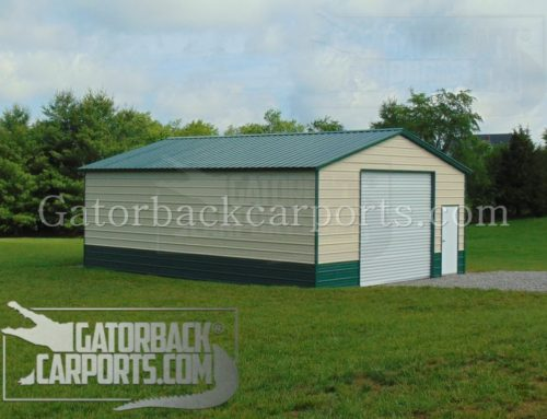 10 Superior Advantages of Metal Garages over Wood Frame
