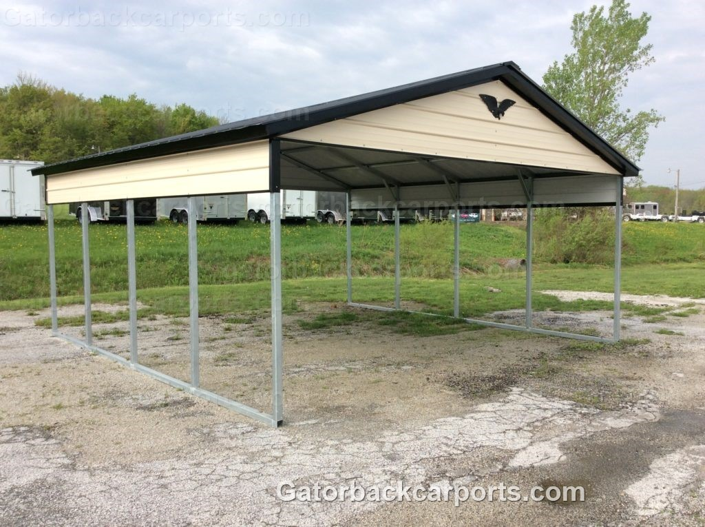 Gallery Of Houses With Carports : Carport gallery gatorback carports
